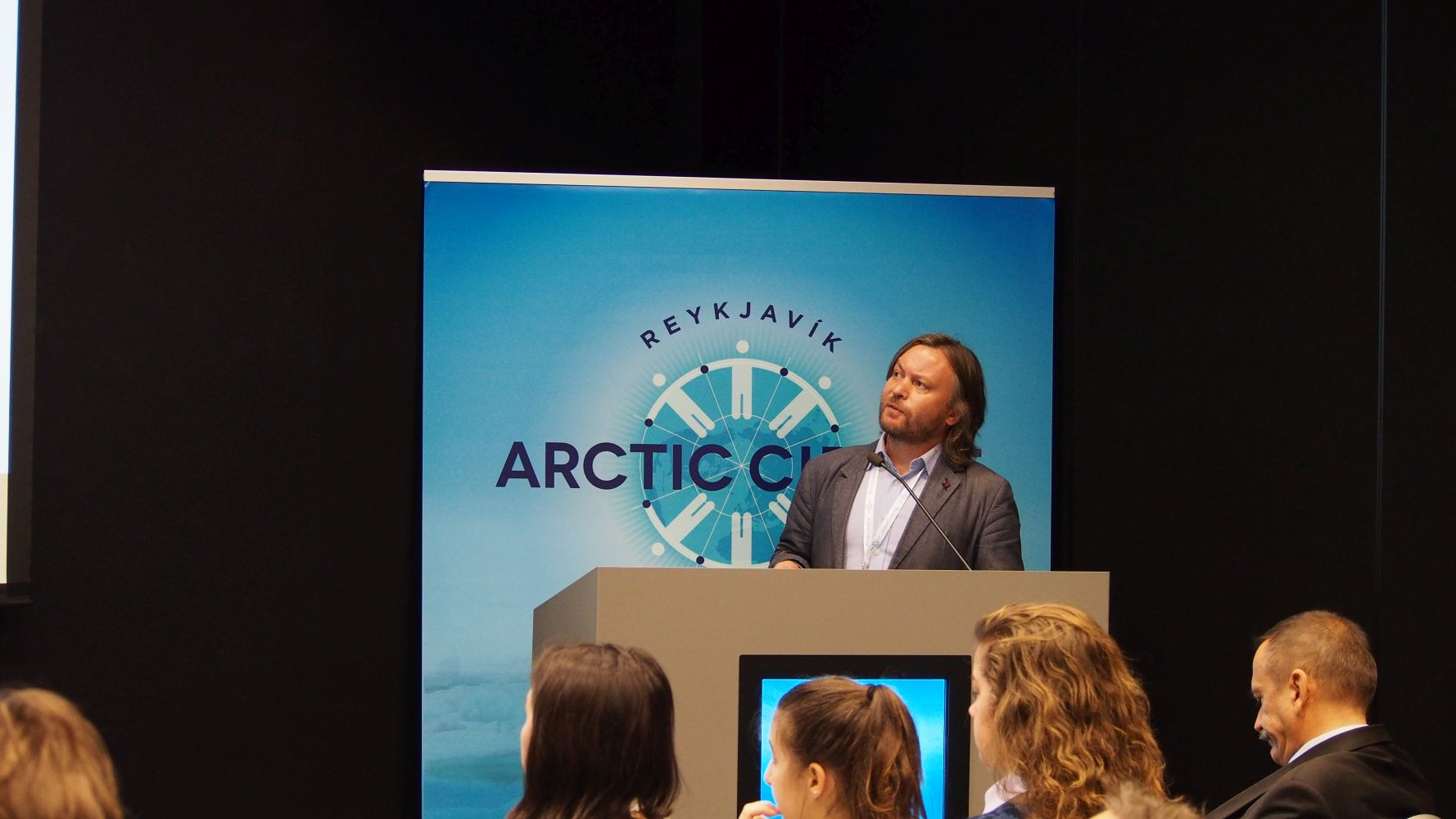 ARCTIC CIRCLE ASSEMBLY 2018