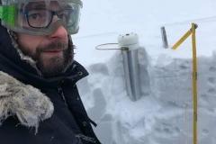 badanie struktury pokrywy śnieżnej 3